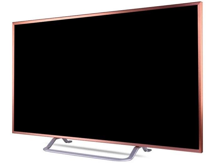 70 75 85 90 pouces LED full hd ips panneau de télévision sans fil LED intelligent LCD tv 4K HDR Ultra HD écran de télévision