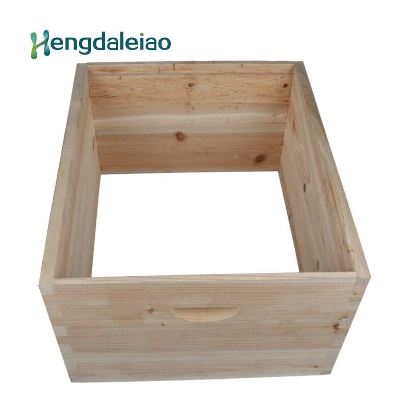 Инструменты для пчеловодства/Оборудование для пчеловодства аксессуар для пчеловодства ель дерево улей глубокий улей тело для пчеловода
