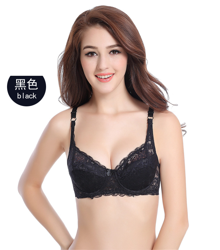 2019 Hot Sale Style Push Up Bras High Quality Breathable Lace Bra Sexy Underwear fashion Bralette For Women bras 6 color