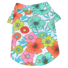 Summer Hawaiian Sphynx Cat Plaid Shirt / 3 Colors
