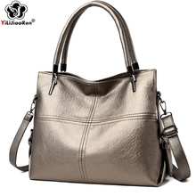 Casual Handbags Women Bags Designer Large Capacity Handbag Shoulder Women Soft L
