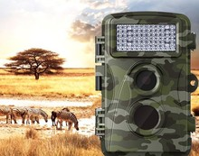 wildlife trail camera for hunting 720P hd 20M infrared trigger 5M sensor 420tvl 12 months stand-by waterproof ip66