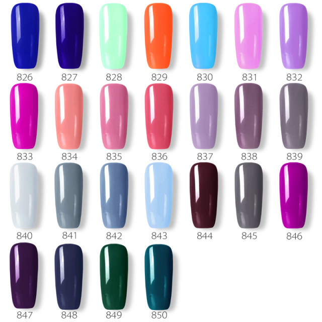 #86102 GDCOCO 2019 New Arrival Primer Gel Varnish Soak Off UV LED Gel Nail Polish Base Coat No Wipe Top Color Gel Polish