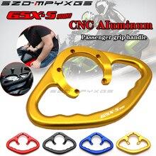 for Suzuki GSX-S1000 GSX-S 1000 GSX-S750 CNC Aluminum Passenger Handgrips Tank Grab Bar Handle Hand Grip