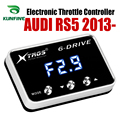 Автомобильный электронный контроллер дроссельной заслонки гоночный ускоритель мощный усилитель для AUDI RS5 2013-2019 Тюнинг Запчасти аксессуар