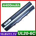 Аккумулятор Для ноутбука Asus EEE PC 1201N 1201NL 1201PN 1201 Т 1201 Х 1201 H UL20F UL20FT UL20A UL20G А32-UL20 UL20GU 1201HA 1201HAB