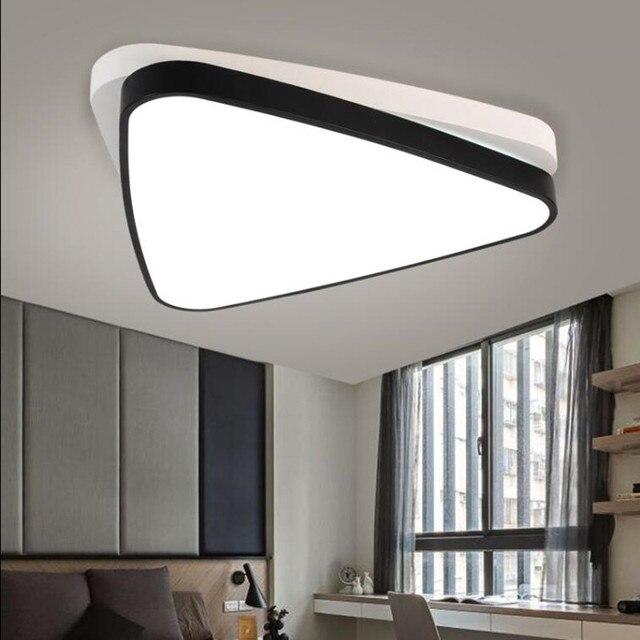 US $45.0 |Moderne LED lampe Decke lichter indoor lampe decke beleuchtung  metall wohnzimmer schlafzimmer shop casting molding dichtung staubdicht ...