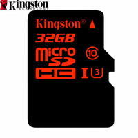 Original Kingston Micro SD Card 32GB 64GB Class 10 SDHC SDXC UHS I U3 Memory Cards
