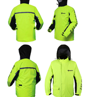 Bicycle Men Rainwear Overalls Raincoat Motorcycle Jacket Camping Women Raincoat Men Waterproof Impermeable Rain Suit R5C104