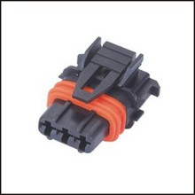 male Connector Terminal plug connectors jacket auto Plug socket female Connector 3-pin connector Fuse box PA66 DJB70319-3.5-21