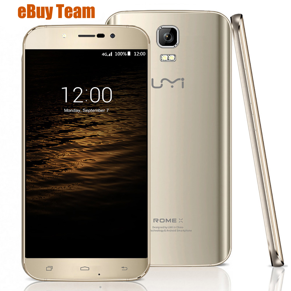 Phone Cheap Mobile Android Phones online get cheap mobile android phones aliexpress com alibaba group 5 inch umi rome x phone quad core 1 1gb ram 8gb rom mtk6580