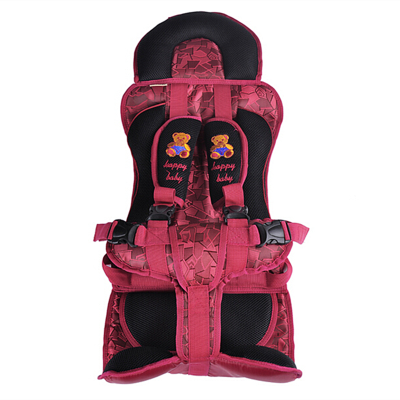 2016 Adjustable 33*85CM Portable Baby Car Seat Car Styling Children's Car Seats In The Car For 9 months To 12 Years Old Child beibei cassie lb 363 car seats between 0 and 4 years old
