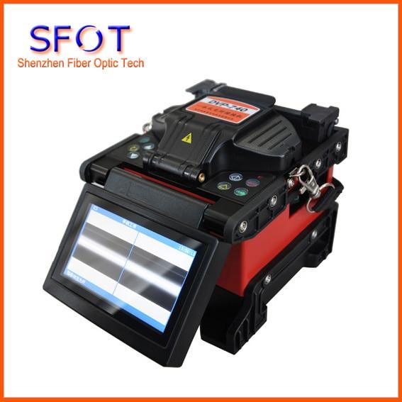 Brand New Splicing Machine DVP 740 Fiber optic Fusion Splicer