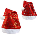 New Year Christmas Hats Navidad Cap Christmas Hat For Santa Claus Father Holiday Xmas Costume Christmas Party Decoration Gifts