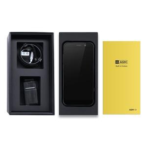Image 5 - AGM X3 5,99 дюймов 4G LTE Android Восьмиядерный мобильный телефон прочный IP68 мобильный телефон 8 ГБ 128 Гб Смартфон NFC 4100 мАч 12 Мп + 24 МП распознавание лица