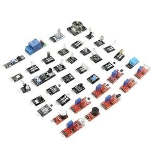 Image 2 - 37 in 1 box Sensor Kit Für Arduino Starter marke auf lager gute qualität niedriger preis