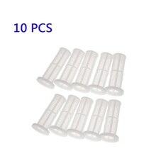 Gorący sprzedawanie 10 sztuk/partia wody filtr sitko dla Karcher filtr K2 K3 K4 K5 K6 K7 myjka ciśnieniowa