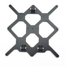 3D принтер Prusa i3 MK3, Толщина 6 мм, 3D принтер Y каретки с 3 зажимами для держателей подшипников LM8UU drylin, в MK3