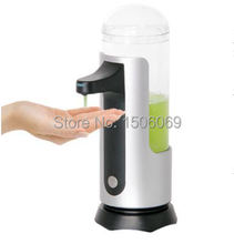 Touch Free Automatic Soap Foam Dispensers / sensor liquid soap dispensers bathroom accessories kitchen living room decoration