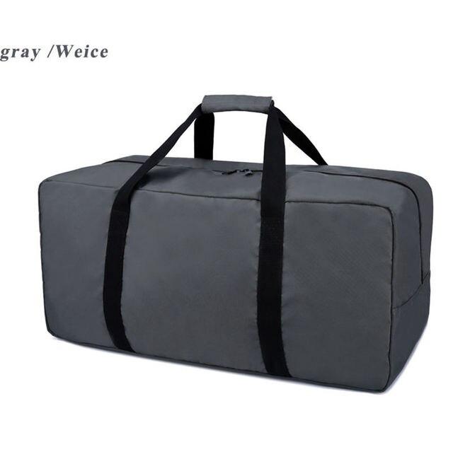 Hot Sale 2016 Fashion Duffle Bag Unisex Folding Casaul Handbag 3 Size Large Capacity High Quality Waterproof Nylon Travel Purse