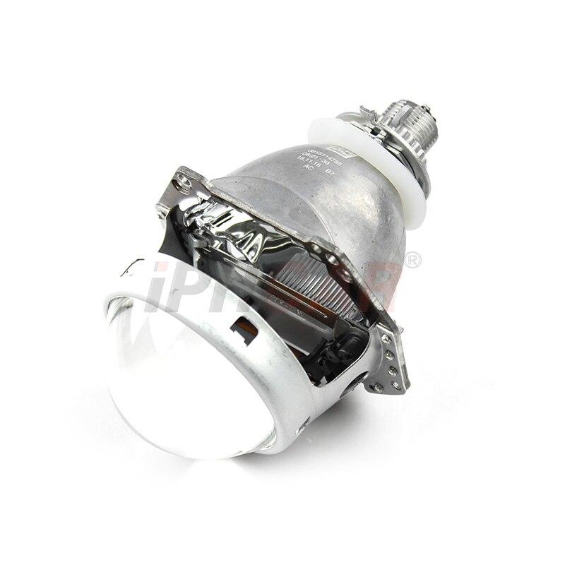 Livraison Gratuite IPHCAR Universel Facile Installer LHD Bi Xenon 3 Pouce Lentille pour Phares Rénovation sans HID Ampoule Spéciale