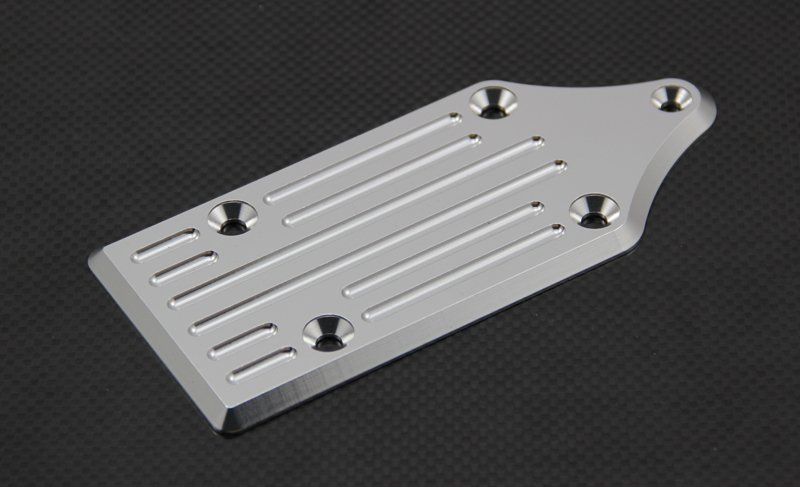 Rear skid plate for Losi 5ive T free shipping rc car