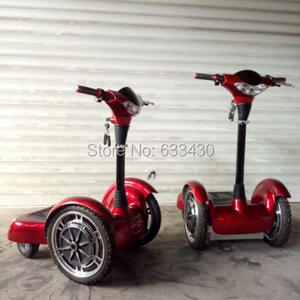 4 Wheel Electric Scooter 350w