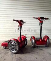 4 rad elektrische scooter 350 watt vorderrad einseitigen motor doppel clearing die gewohnheiten und umfassen zoll ladung-in Elektro-Scooter aus Sport und Unterhaltung bei