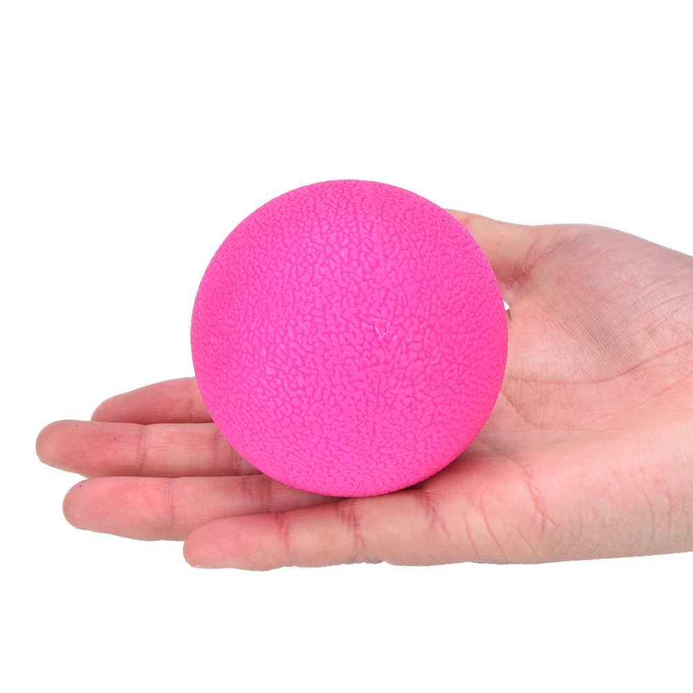 Masaj Topu ağrı stres giderici Tetik Nokta Terapi Kas Düğüm Spor Yoga Lacrosse Topları Hokey Topu