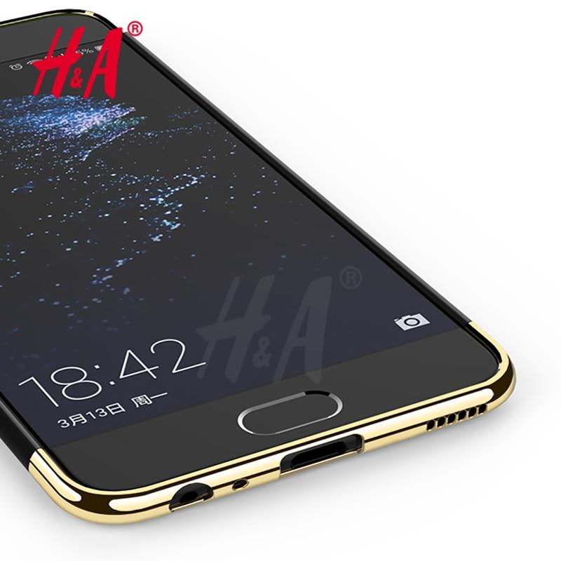 H & A Galvanotecnica di Lusso Casse Del Telefono Per Huawei P10 lite P10 Più la Cassa Copertura Completa Per Il Caso di Huawei P10 lite Copertura