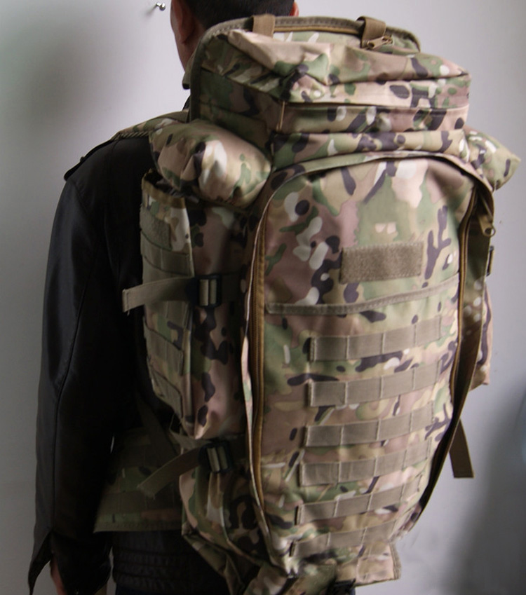 ФОТО Top Climbing Bags Military USMC Army Tactical Molle Hiking Hunting Camping Rifle Backpack Bag Free Shipping