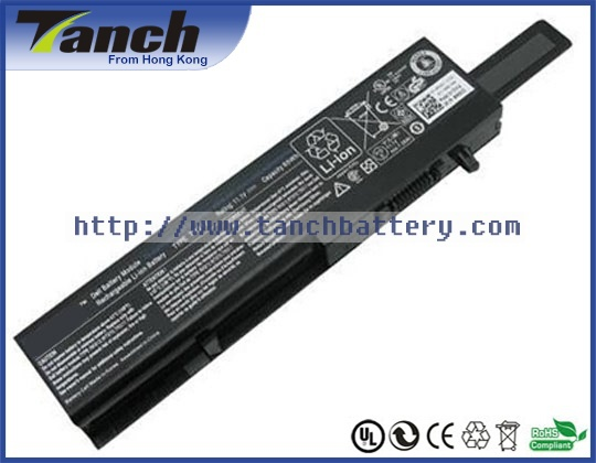 Laptop batteries for <font><b>DELL</b></font> Studio 14 <font><b>1435</b></font> WT870 1436 RK813 TR517 WT866 HW357 HW355 WT873 HW358 TR520 11.1V 9 cell image