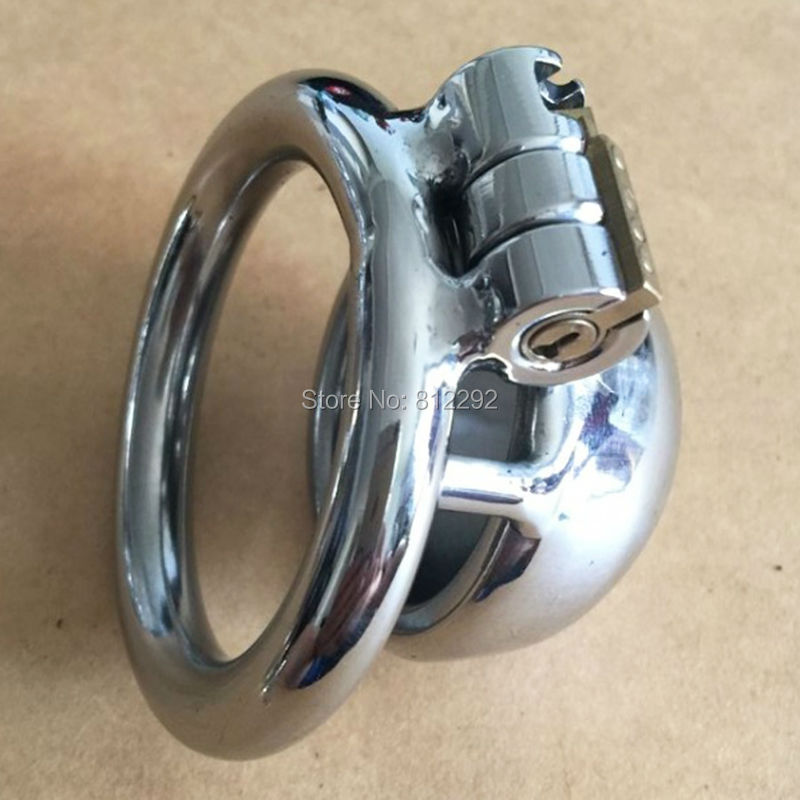 NEW Short and Solitary Extreme Confinement Chastity Cage Super Small Size Male Chastity Device Sex Toys