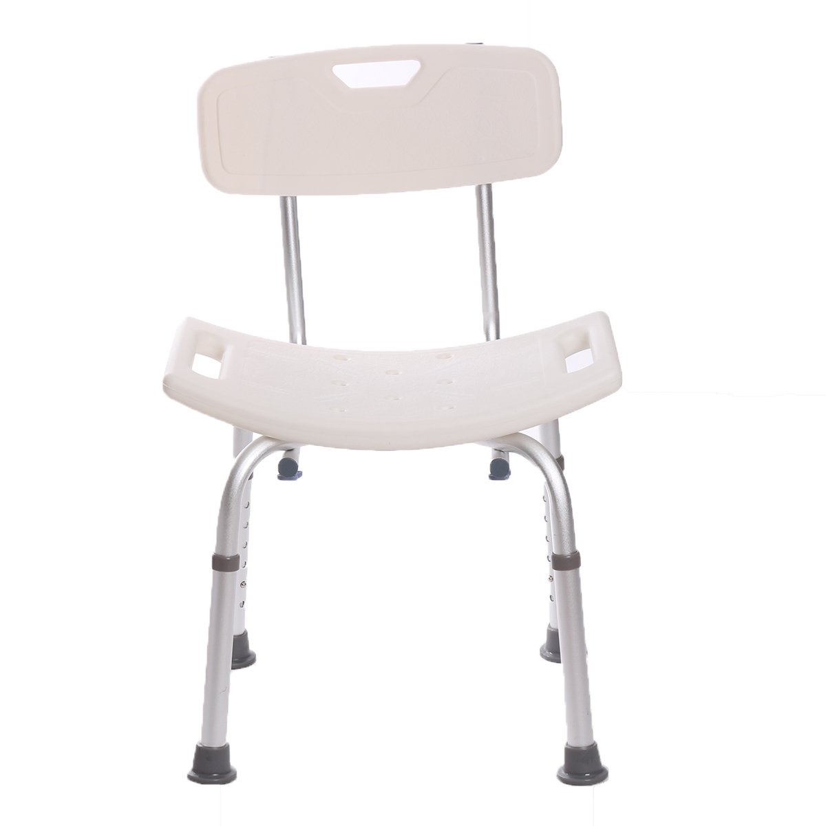 Aluminium Bath Shower Seat Stool Chair Adjustable Height Mobility Disability Aid 300 lb. Elderly Medical Bath Tub Shower Seat disability