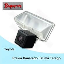 BOQUERON for Toyota Previa Canarado Estima Tarago HD CCD Waterproof Car Camera reversing backup rear view camera