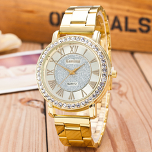 New Ybotti Famous Top Brand Gold Crown Casual Quartz Watch Women Stainless Steel Watches Relogio Feminino Ladies Clock Hot Sale цена 2017