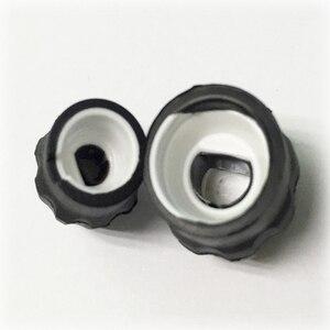 Image 2 - 50 Đôi X Núm Chỉnh Âm Lượng Với Kênh Nút Chọn Núm Ty Cho GP308 PRO3150 GP328 HT1250
