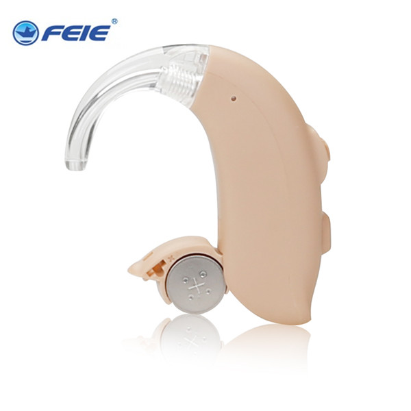 Free Shipping easily communicate BTE Hearing Aid Sound Amplifier Hearing Aids Dropshipping MY-15 open fitting programmable bte hearing aid 7 channels sound hearing amplifier for treatment tinnitus my 26 battery free shipping