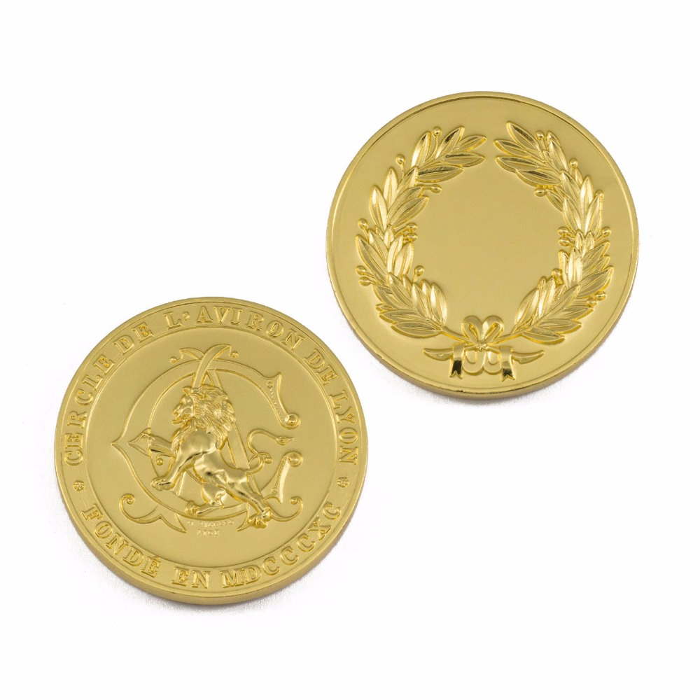 Cheap double sided coins low price Custom 3D coins high quality OEM metal 3D coin in Non currency Coins from Home Garden
