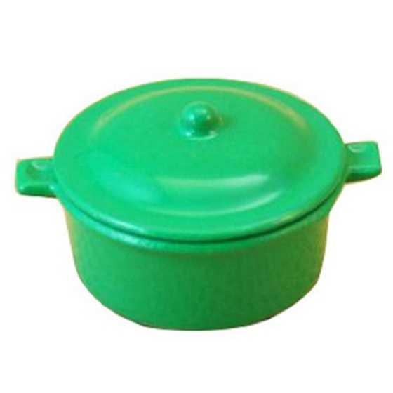 دمية مصغرة أدوات مطبخ طاجن خزفي طبق الحساء عموم ستوكبوت 12th