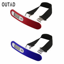 2017 Newest Portable Digital LCD Electronic Handheld Luggage Balance Scale Weight Travel Suitcase Weighing(China)