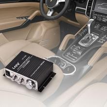 Оригинальный Для Lepy lp-838 lp-808 A68 A7 V3 V3S Мощность усилитель аудио стерео Amplificador бас Динамик усилитель для автомобиля радио MP3