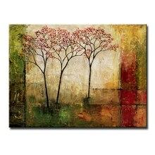 Mintura Art цветы маслом ручной работы живопись на холсте современное искусство богатое дерево картины маслом настенные картины для гостиной домашний декор