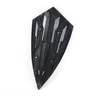 Avengers US Captain New Edition PU1:1 Shield Claw Shield Adult Children's Game Party Cosplay Movie Props