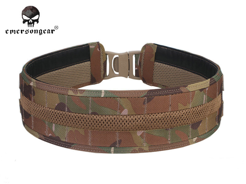 Apparel Accessories Useful Men Hunting Combat Military Belt Wargame Canvas Army Belt Adjustable Waistband Tactical Belt Molle Black Coyote Multicam Always Buy Good