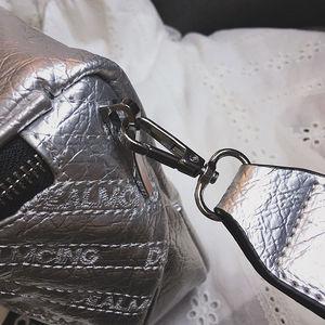 Image 5 - MENGXILU יוקרה תיקי נשים שקיות מעצב משובץ נשים שליח תיק גבירותיי רחב רצועת bolsas דה luxo mulheres sacos דה עיצוב