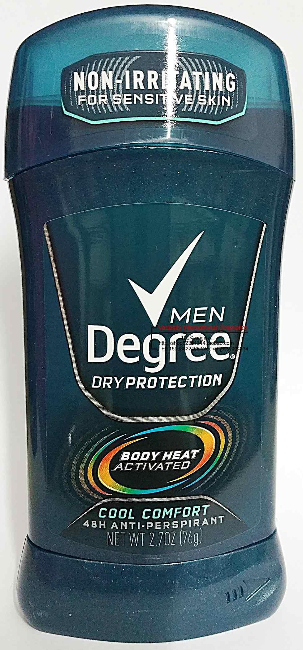 Degré femmes Anti-transpirant déodorant corps chaleur/76g