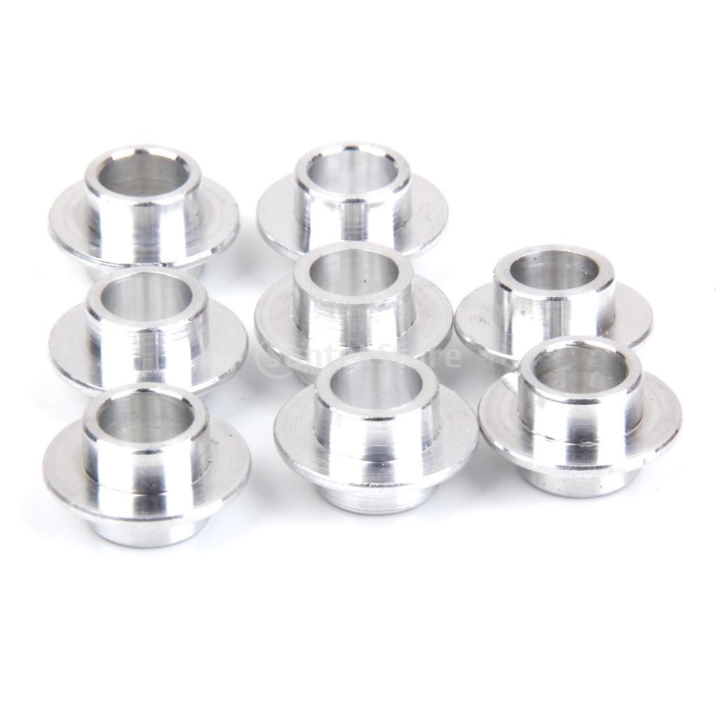 Toygogo 10pcs Roller Skating Wheels Spacers Spacers