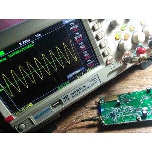 Image 4 - Простой портативный уборочный аппарат AD9834 источник DDS генератор сигналов 0,05 МГц 40 МГц тестер емкости индуктивности для любительского радио
