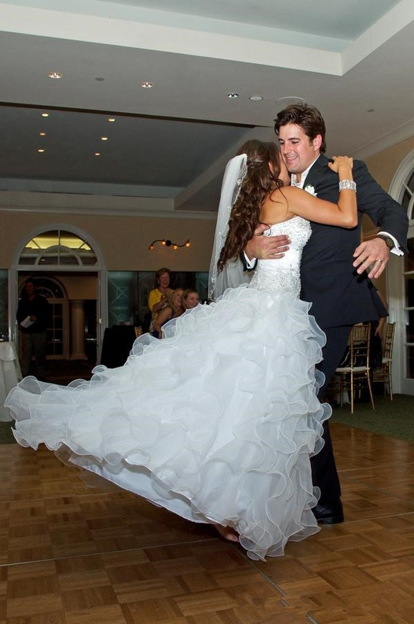 Beautiful Sweetheart Princess Wedding Dress Image Collection - All ...
